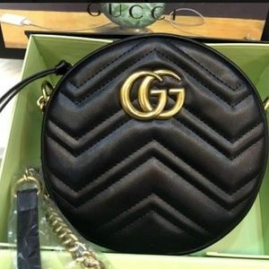 € new Gucci J Mini round bag Cross body π